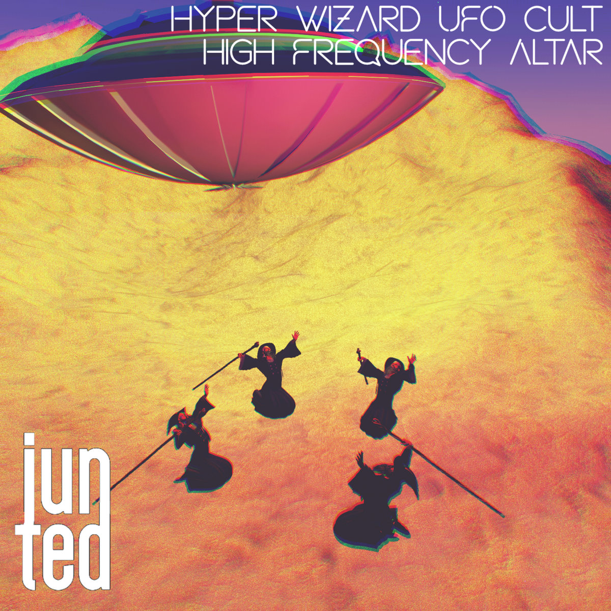 Hyper Wizard UFO Cult – High Frequency Altar