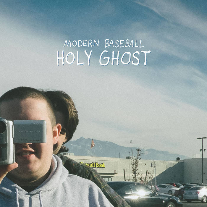 Holy Ghost cover art