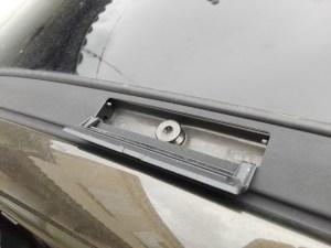 Fixation glaeries sur Peugeot 3008