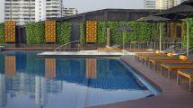 5 Star Hotel Sukhumvit Outdoor Pool Westin Grande