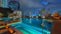 5 Star Hotel Swimming Pools