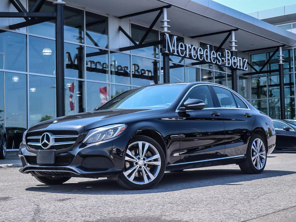 medium resolution of certified pre owned 2015 mercedes benz c class c300