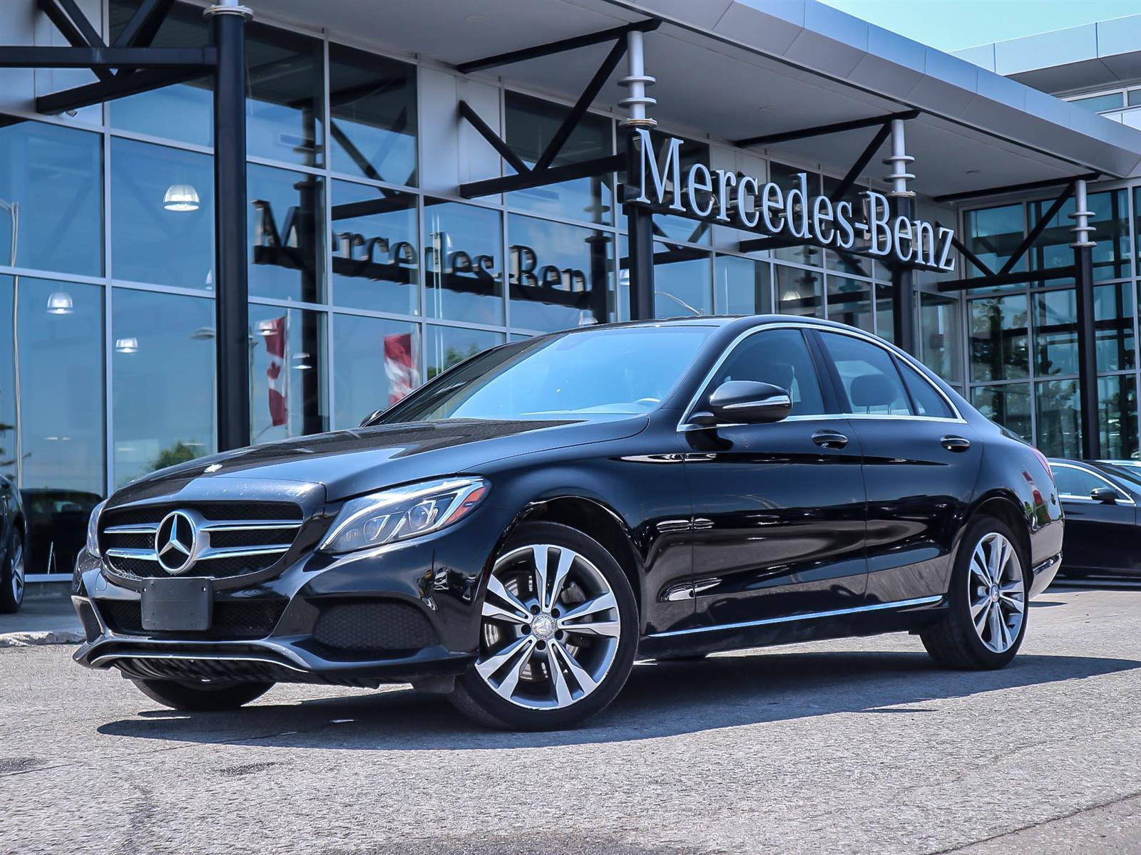 hight resolution of certified pre owned 2015 mercedes benz c class c300