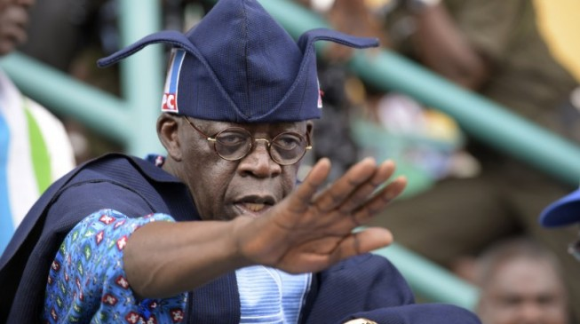 Image result for 'Keep quiet and retire to Ota' — Tinubu lashes Obasanjo