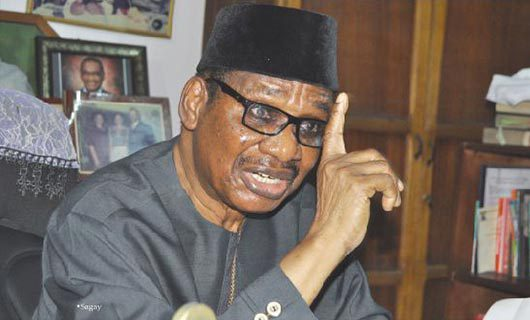 Sagay: Only corrupt elites see no difference in FG's anti-corruption war
