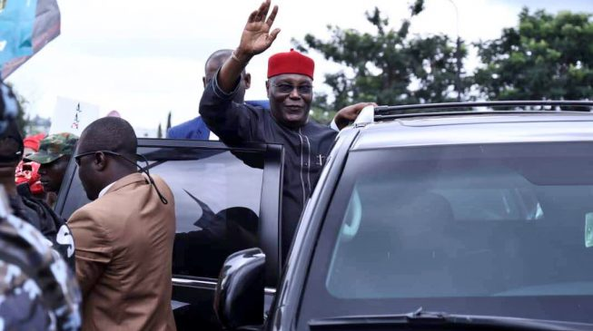Image result for PDP, Atiku can't pass corruption, integrity tests – APC