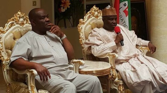 Wike, Okupe, Gbenga Daniel, Tambuwal, Atiku, see the winners and losers of PDP primary