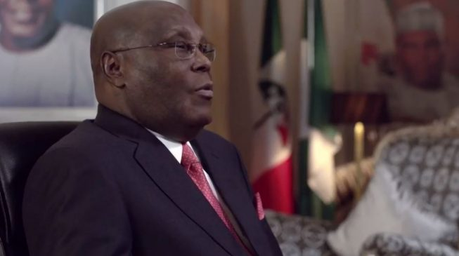 Image result for Atiku showing early signs of depression, says APC