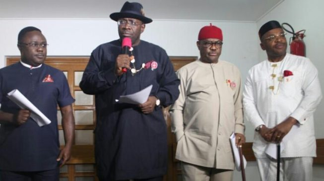 Image result for South-south governors ask CJN to ignore CCT summons