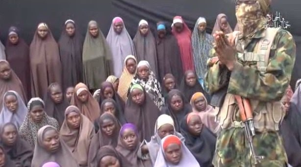 Another Chibok girl rescued -- after five years in Boko Haram captivity |  TheCable
