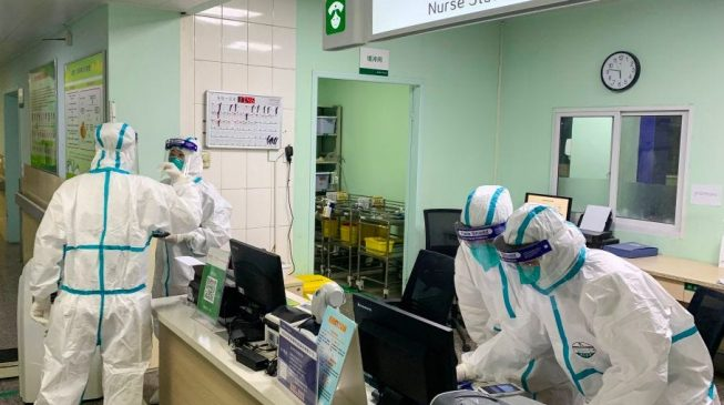 Image result for FG sets up three Coronavirus testing centres in Nigeria