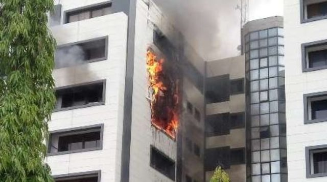 CAC office, INEC HQ – five 'mysterious' fire outbreaks during lockdown