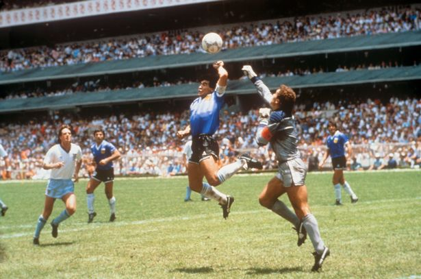 Hand of God, cocaine battles… high and low points of Maradona's career