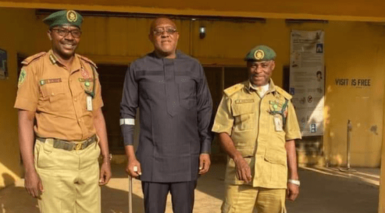 Metuh was released after 10 months in prison