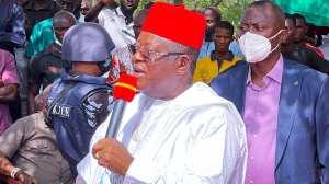 Stay away until Ebonyi is safe, Umahi warns the ranchers