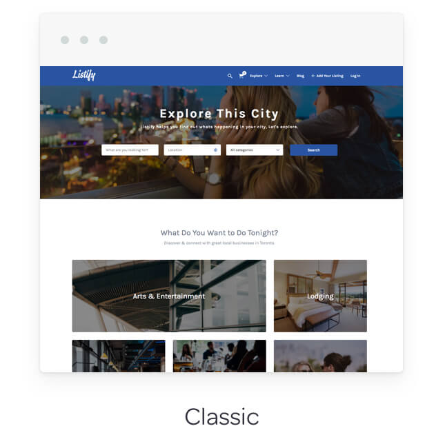 Listify - Directory WordPress Theme - 7