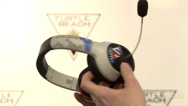 Turtle Beach Shows Off Titanfall Headset &