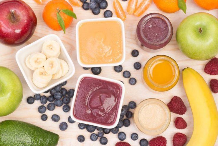 Fruit juice and fruit smoothies. Illustrative. Courtesy