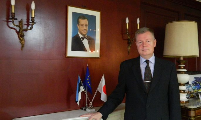 「His Excellency Mr. Jaak LENSMENT, Ambassador, Estonia」の画像検索結果