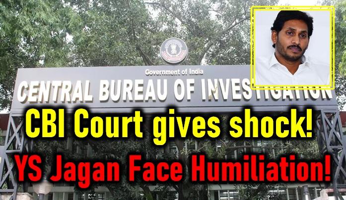 CBI Court Rejects Jagan's Petitions