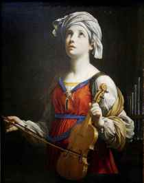 "Saint Cecilia, Virgin and Martyr – Saint of the Day from ""My Catholic Life!"""