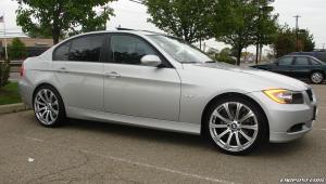 dcwld's 2006 BMW 325I E90  BIMMERPOST Garage