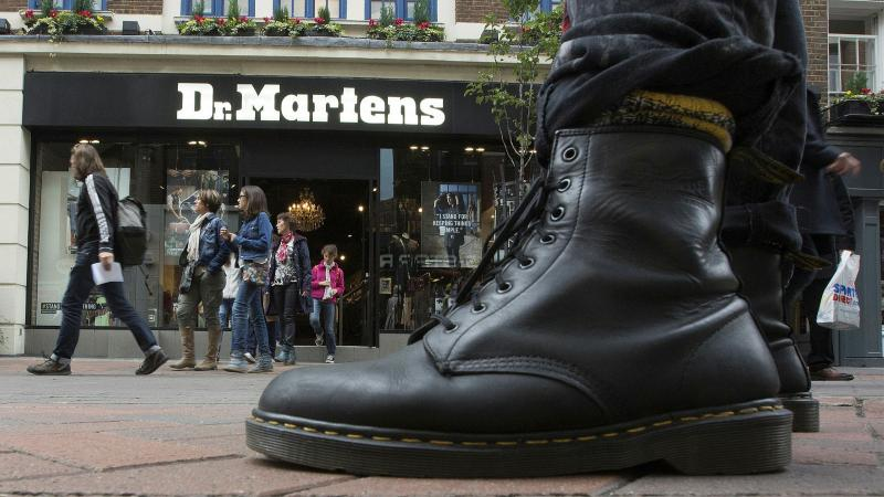 Dr. Martens plans to IPO on theLondon Stock Exchange