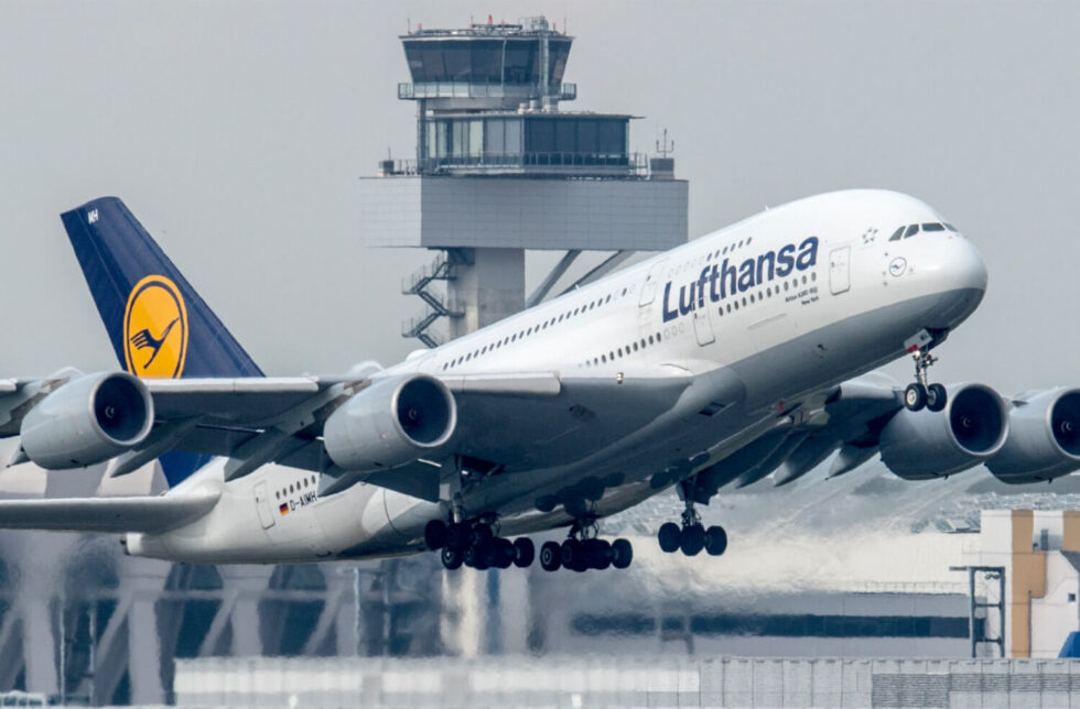 Lufthansa uses aircraft in security in latest finance raising round