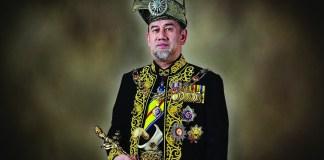 Sultan Muhammad V Agong Sultan Kelantan