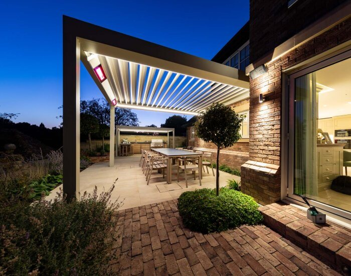 louvered roofs system our products