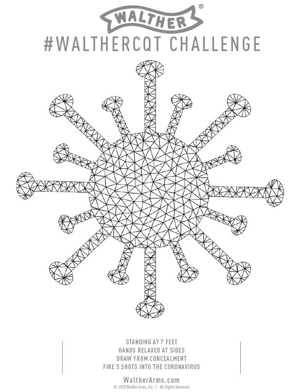 #WaltherCQT Airsoft Challenge
