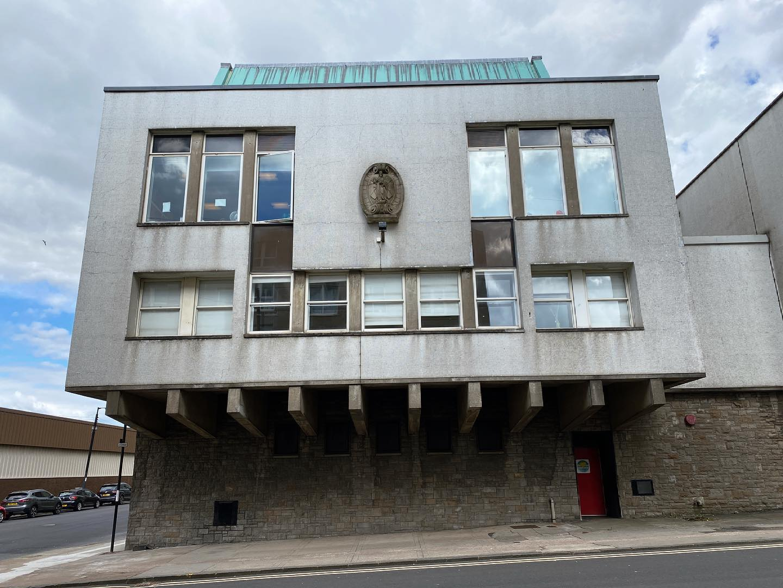St Andrew's House