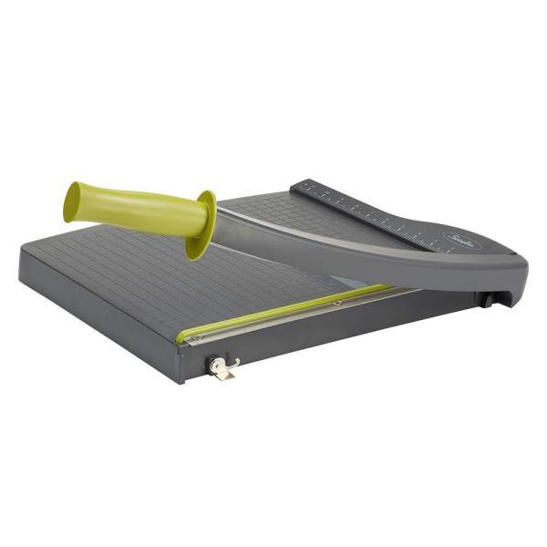 Swingline Paper Trimmer Guillotine Cutter 12