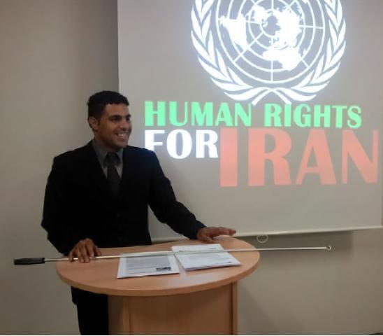 برگزاری نمایشگاه نقض حقوق بشر ملیت های غیر فارس