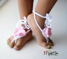 Toddler Barefoot Sandals