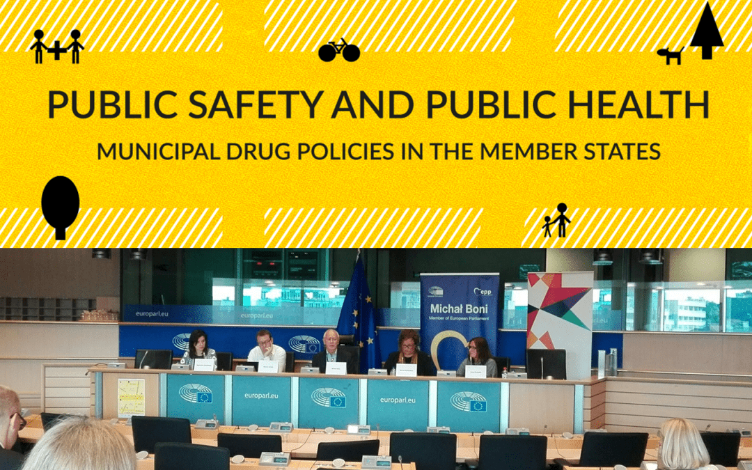European Parliament: designing a future for drug policies in urban areas