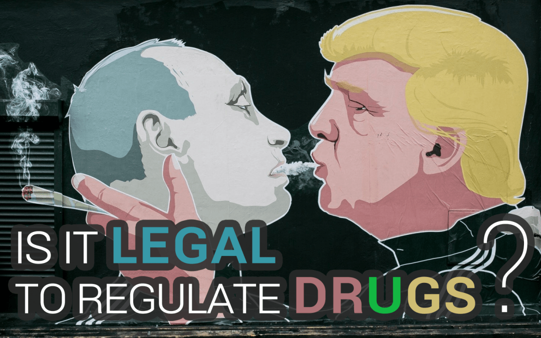 [VIDEO] Hierarchy of norms: Human rights vs. drug control. #LegalRegulations