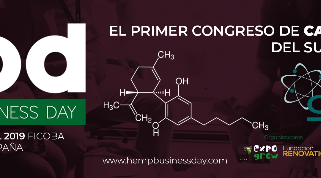 Proximas conferencias: Hemp Business Day 2019