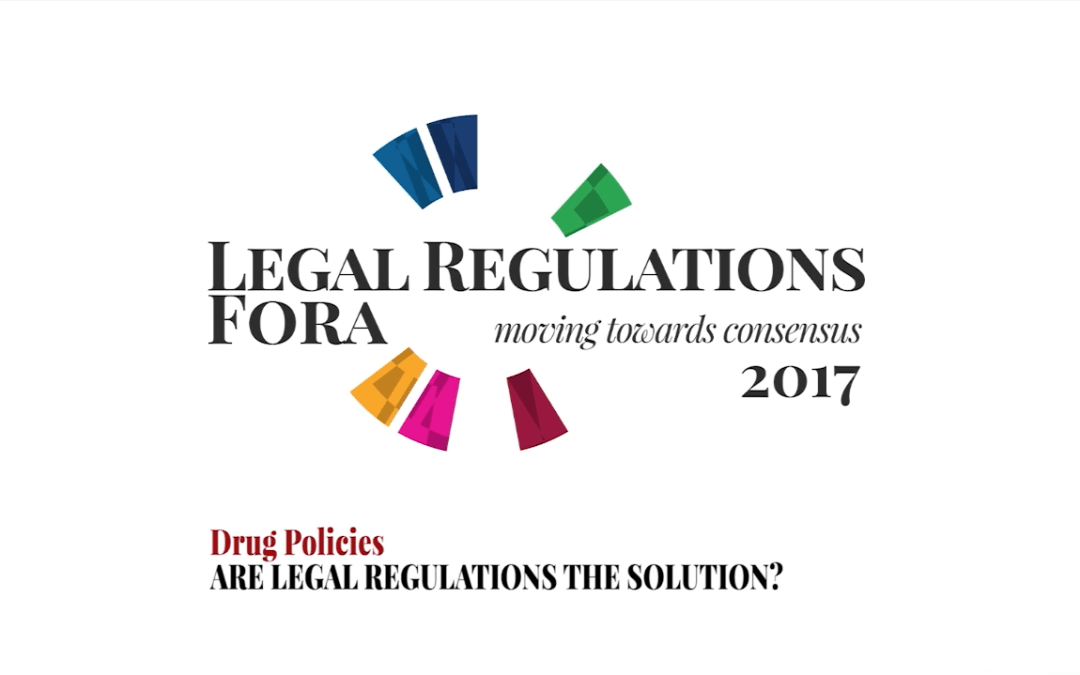 Legal Regulations – series of events on a positive, constructive and consensual future for drug policies