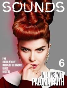 Sounds Magazine Cover 06