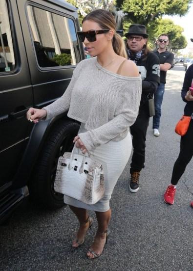 Kim+Kardashian+Tote+Bags+Exotic+Skin+Tote+7Ff3L-03o4Ex