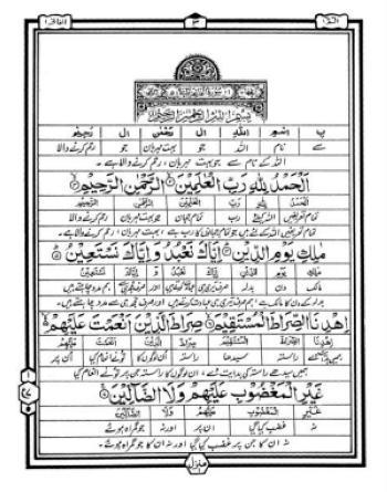 Quran In Word 2013 : quran, Quran, Lafzi, Tarjuma, Hafiz, Nazar, Ahmad, Paras), Islamic, Education, Books