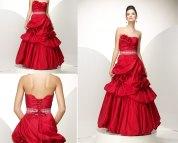 Beautiful Red Wedding Dresses