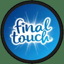 Final Touch Button