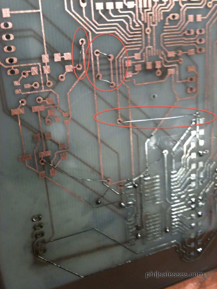 Printed Circuit Board Which Is Much Quicker Than Doing It Manually
