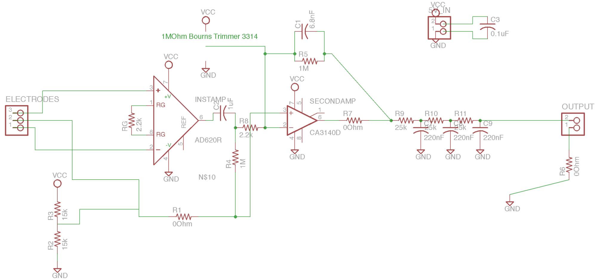 hight resolution of circuit design