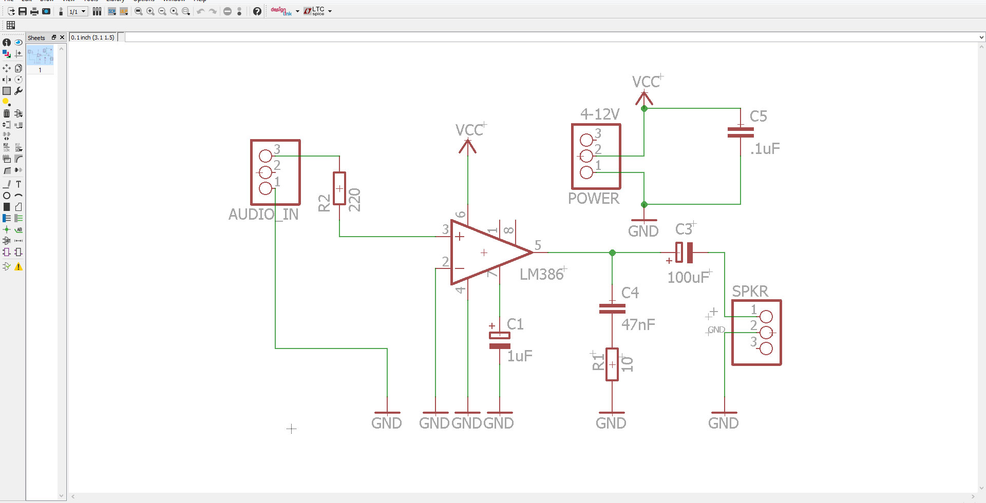 hight resolution of after achieving to create the bone conduction effect i have decided to design my own amplifier i have educated myself on how amplifiers work and designed