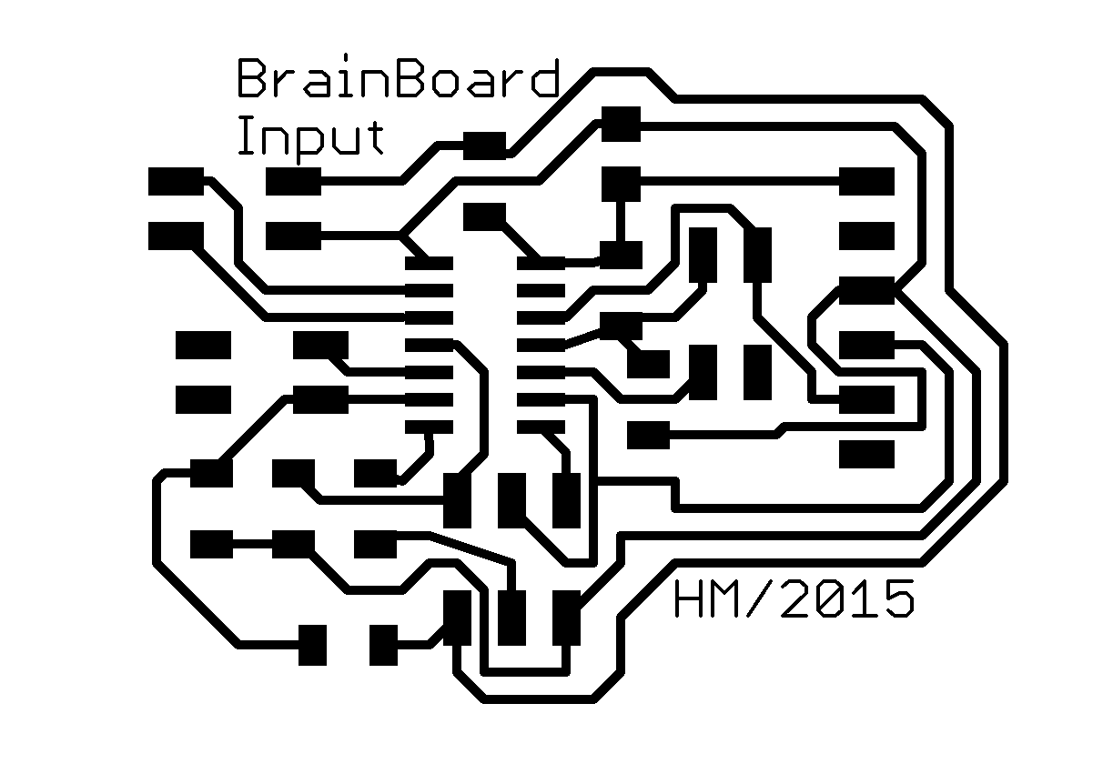 final project: interactive brain