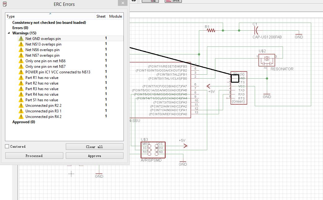 Assignment 4: Electronics Design