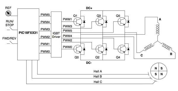 simple igbt driver circuit